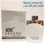 MONT BLANC LEGEND SPIRIT By Mont Blanc For Men - 1.7 EDT SPRAY